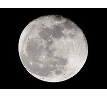 Full Moon Passover Photographic Print