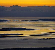 Land, Islands, sea by Ivan Coric