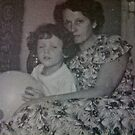 Happy prisoner of my wonderful memories . Me with my Mother . Anno Domini 1956. by Doctor Faustus . Happy Easter 2012. Amen ! by AndGoszcz