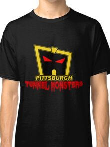 Pittsburgh Tunnel Monsters Classic T-Shirt