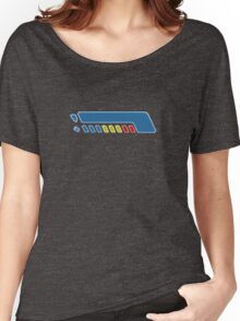 Halo Health Bar Women's Relaxed Fit T-Shirt