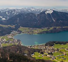 Lake Fuschl by Walter Quirtmair