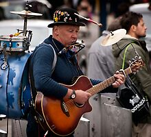 One Man Band by Paul Barnett