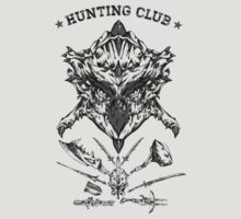 Hunting Club by MeleeNinja