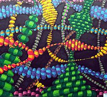 346 - CONGA CAPSULES - DAVE EDWARDS - FINELINERS - 2012 by BLYTHART