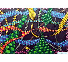346 - CONGA CAPSULES - DAVE EDWARDS - FINELINERS - 2012 Photographic Print