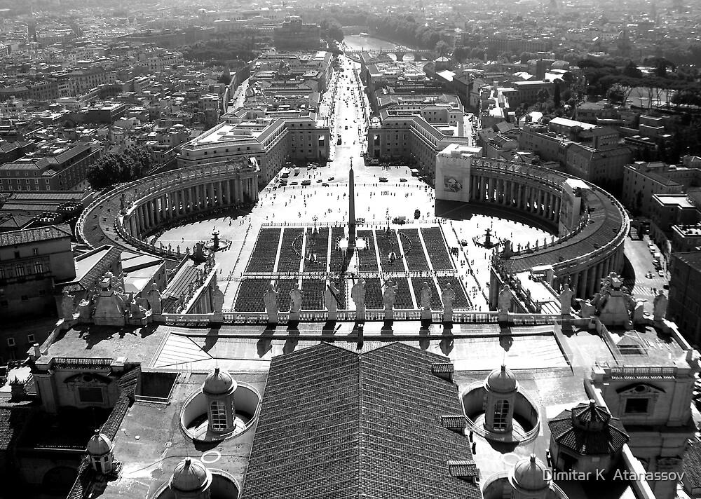 Vatican City  by Dimitar K  Atanassov