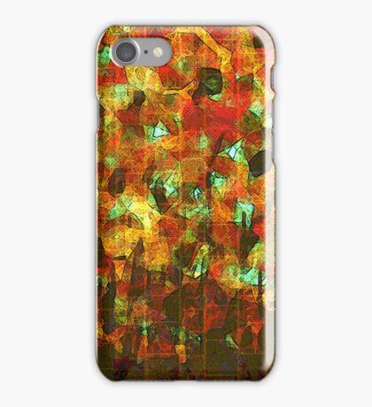 Rosebud Mosaic iPhone Case/Skin