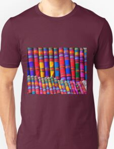Rainbow Pattern Dye T-Shirt