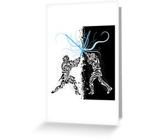 You were my brother, Anakin ! Greeting Card