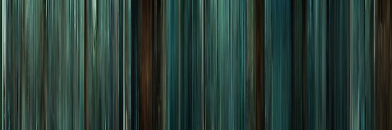 Moviebarcode: Twilight (2008) by moviebarcode