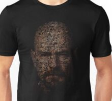 Walter White, Typographic Man of Chemistry Unisex T-Shirt