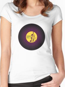 Octavia's Concerto No. 5 Women's Fitted Scoop T-Shirt