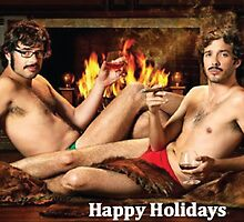 Flight Of The Conchords Christmas by Jiii