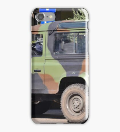 The JEEP iPhone Case/Skin