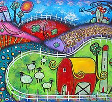 The Enchanted Farm by Juli Cady Ryan