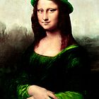 Lucky Mona Lisa - St Patrick's Day by Gravityx9