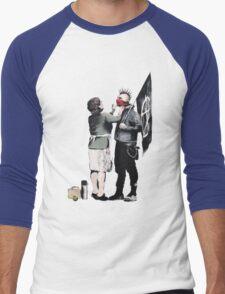 Anarchy... Men's Baseball ¾ T-Shirt