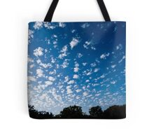 Clouds in Beverly Hills Tote Bag