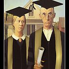 American Graduate by Gravityx9