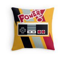 POWER! Throw Pillow