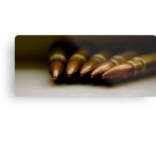 Bullets from World War 2 Metal Print