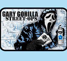 Gary Gorilla Street Ops by garygorilla