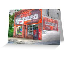 Stokes General Store Greeting Card