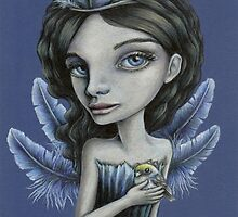 Bird of Luck by tanyabond