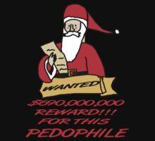 Pedo Santa by darklordKiba
