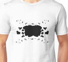 Sherlock/Who Rorschach Unisex T-Shirt