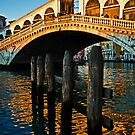 Rialto Bridge by eddiechui