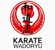 Wadoryu Karate Symbol and Kanji Unisex T-Shirt