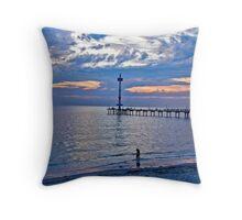 Brighton Beach Memoirs  Throw Pillow