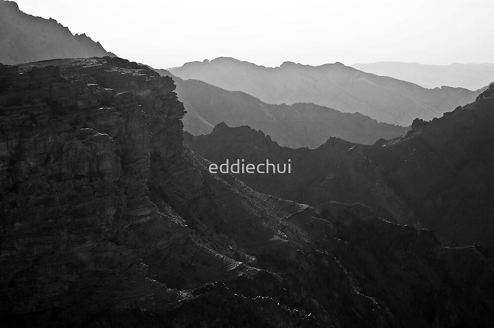 Mountains View by eddiechui