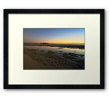 Across to North Ennie Framed Print