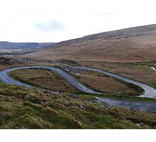The Healy Pass Photographic Print