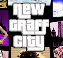 New Graff City Sticker