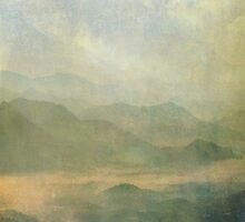 Blue Ridge Mountains, IV by Mary Ann Reilly