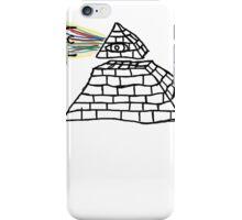 Coffin Squad Pyramid iPhone Case/Skin