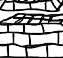 Coffin Squad Pyramid Sticker