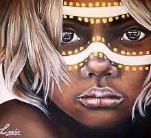 Dreamtime Child by lionia