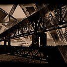 Rail Bridge.... by Thomas Eggert