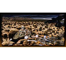 Peyote Valley Photographic Print