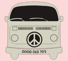 Good Old 70's Kids Tee