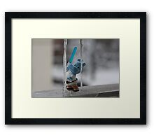 Luke Eiwalker Framed Print