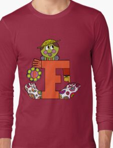 Mister F Long Sleeve T-Shirt