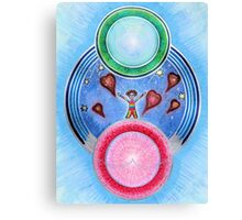 Child of the Universe Canvas Print