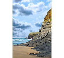 wild atlantic way ireland Photographic Print