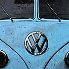KOMBI VW BIRTHDAY CARD by Sandy1949